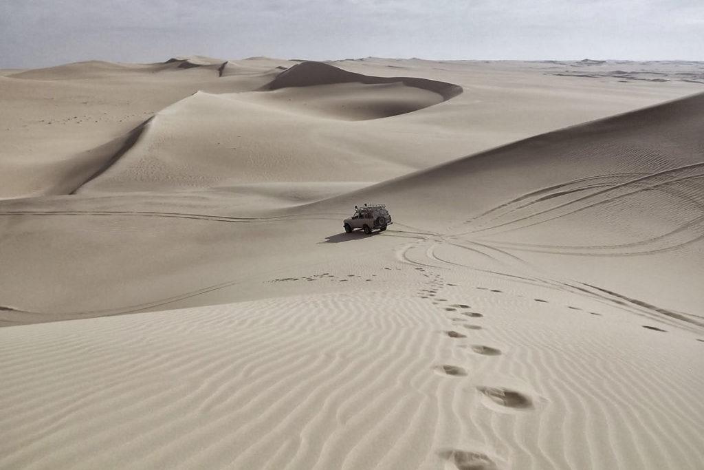 Safari in Marocco
